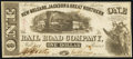 Obsoletes By State:Louisiana, New Orleans, LA- New Orleans, Jackson & Great Northern Rail Road Company $1 Nov. 16, 1861. ...
