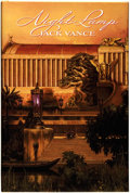 Books:Science Fiction & Fantasy, Jack Vance. SIGNED/LIMITED. Night Lamp. Grass Valley, CA: Underwood Books, 1996....