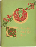 Books:Science Fiction & Fantasy, Howard Pyle. The Garden Behind the Moon. New-York: Charles Scribner's Sons, 1895....