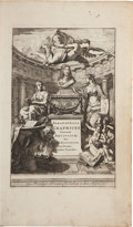 Books:Art & Architecture, [Jan de Bisschop]. Paradigmata Graphices VariorumArtificum... [Amsterdam: Nicholas Visscher, 1671]. Secondedition....
