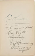 Books:Biography & Memoir, Roald Amundsen. My Life as an Explorer. Garden City:Doubleday, Page & Co., 1927. ...
