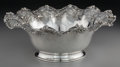 Silver Holloware, American:Bowls, An S. Kirk & Son Co. Silver Repoussé Bowl, Baltimore, Maryland,circa 1905. Marks: S. KIRK & SON CO, 925/1000, 27. 4inc...