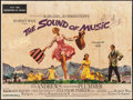 "Movie Posters:Academy Award Winners, The Sound of Music (20th Century Fox, 1965). Trimmed British Quad(29.5"" X 39.25""). Academy Award Winners.. ..."