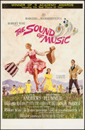 "Movie Posters:Academy Award Winners, The Sound of Music (20th Century Fox, 1965). One Sheet (27"" X 41"") Academy Awards Style. Musical.. ..."