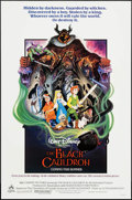 "Movie Posters:Animation, The Black Cauldron & Other Lot (Buena Vista, 1985). One Sheets(2) (27"" X 40"", 27"" X 41"") Advance. Animation.. ... (Total: 2Items)"