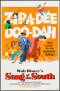 """Movie Posters:Animation, Song of the South (Buena Vista, R-1980/R-1986). One Sheets (2) (27"""" X 41""""). Animation.. ... (Total: 2 Items)"""
