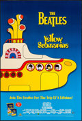 "Movie Posters:Animation, Yellow Submarine (MGM Home Entertainment, R-1999). Video Poster (27"" X 40"") SS. Animation.. ..."