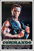 """Movie Posters:Action, Commando (20th Century Fox, 1985). One Sheet (27"""" X 41""""). Action....."""