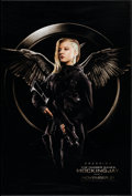 "The Hunger Games: Mockingjay - Part 1 (Lions Gate, 2014). One Sheet (27"" X 41"") DS Advance Cressidia Style. Ac..."