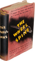 Books:Mystery & Detective Fiction, Ethel Lina White. The Wheel Spins. New York: Harper &Brothers, Publishers, 1936. First U. S. edition....