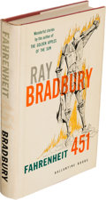 Books:Science Fiction & Fantasy, Ray Bradbury. Fahrenheit 451. New York: Ballantine Books,Inc., [1953]. First trade edition, warmly inscribed by B...