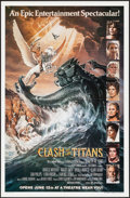 """Movie Posters:Fantasy, Clash of the Titans (MGM, 1981). One Sheet (27"""" X 41"""") Advance Style B. Fantasy.. ..."""