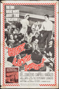 """Movie Posters:Rock and Roll, Hey, Let's Twist (Paramount, 1962). One Sheet (27"""" X 41"""") Style A. Rock and Roll.. ..."""