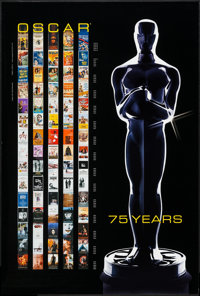 """75th Academy Awards Poster (AMPAS, 2003). One Sheets (2) (27"""" X 40""""). Miscellaneous. ... (Total: 2 Items)"""