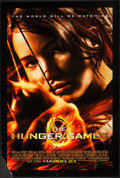 "Movie Posters:Action, The Hunger Games (Lions Gate, 2012). One Sheets (2) (27"" X 40"") DSAdvance & Teaser. Action.. ... (Total: 2 Items)"