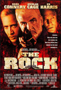 "Movie Posters:Action, The Rock & Other Lot (Buena Vista, 1996). One Sheets (2) (27"" X41""). Action.. ... (Total: 2 Items)"