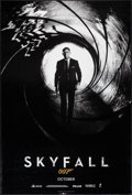 "Movie Posters:James Bond, Skyfall (MGM, 2012). One Sheet (27"" X 40"") DS Teaser. James Bond.. ..."