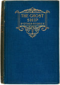 Books:Horror & Supernatural, Richard Middleton. The Ghost Ship & Other Stories.London: T. Fisher Unwin, 1912....