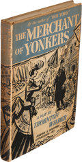 Books:Literature 1900-up, [Montgomery Clift]. Thornton Wilder. The Merchant of Yonkers. A Farce in Four Acts. New York: Harper & Brothers,...