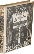 Books:Science Fiction & Fantasy, Count [Stanislaus] Eric Stenbock. Studies of Death. Romantic Tales. London: David Nutt in The Strand, 1894. Firs...