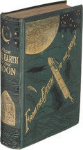 Books:Science Fiction & Fantasy, Jules Verne. From Earth to the Moon. Direct In Ninety-Seven Hours and Twenty Minutes: and a Trip Round It. New Y...
