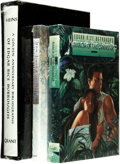 Books:Science Fiction & Fantasy, [Edgar Rice Burroughs]. Group of Three Sealed Trade Edition Titles by or about Burroughs. Various publishers and dates.... (Total: 3 Items)
