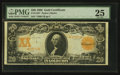 Large Size:Gold Certificates, Fr. 1185* $20 1906 Gold Certificate PMG Very Fine 25.. ...