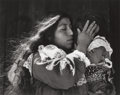 Photographs, Mariana Yampolsky (American, 1925-2002). Caricia-Caress, 1989. Gelatin silver. 9-1/4 x 12-1/4 inches (23.5 x 31.1 cm) (s...