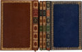 Books:Fine Bindings & Library Sets, [Vizetelly & Co., publishers]. Four Titles Published byVizetelly. London: Vizetelly & Co., [n.d., ca. 1880's to1890's]. ... (Total: 4 Items)