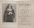 Books:World History, William Sanderson. A Compleat History of the Lives and Reigns ofMary Queen of Scotland, And of Her Son and Successor, J...