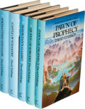 Books:Science Fiction & Fantasy, David Eddings. All Five Volumes of The Belgariad, including: Pawn of Prophecy; Queen of Sorcery; Magician's Gambit... (Total: 5 Items)