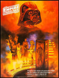 "Movie Posters:Science Fiction, The Empire Strikes Back (Coca-Cola Co., 1980). Premium Poster Setof 3 (18"" X 24""). Science Fiction.. ... (Total: 3 Items)"