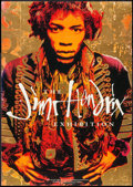 "Movie Posters:Rock and Roll, Jimi Hendrix Exhibition (Jimi Hendrix Scholarship Foundation,1992). Exhibition Poster (19.75"" X 27.5""). Rock and Roll.. ..."