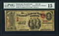 National Bank Notes:Pennsylvania, Pittsburgh, PA - $1 Original Fr. 380 The Pittsburgh NB of Commerce Ch. # 668. ...