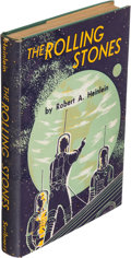 Books:Science Fiction & Fantasy, Robert A. Heinlein. The Rolling Stones. New York: CharlesScribner's Sons, [1952]. First edition....