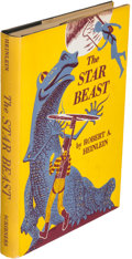 Books:Science Fiction & Fantasy, Robert A. Heinlein. The Star Beast. New York: Charles Scribner's Sons, [1954]. First edition....