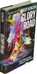 Books:Science Fiction & Fantasy, Robert A. Heinlein. Glory Road. New York: G. P. Putnam'sSons, [1963]. First edition....