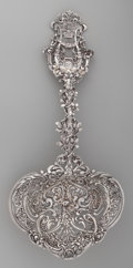 Silver Flatware, American:Tiffany, A Tiffany & Co. Silver Bonbonnière Spoon, New York, New York,circa 1891-1902. Marks: TIFFANY & CO., T, STERLINGSILVER...
