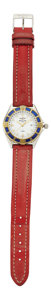 Estate Jewelry:Watches, Breitling Lady's Gold, Stainless Steel J Class Watch. ...