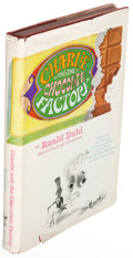 Books:Children's Books, Roald Dahl. Charlie and the Chocolate Factory. New York:[1964]. First edition. ...