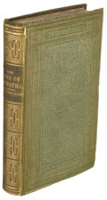 Books:Literature Pre-1900, Henry Wadsworth Longfellow. The Song of Hiawatha. London:Bogue, 1855. True first edition. Publisher's green cloth bindi...