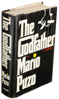 Books:Literature 1900-up, Mario Puzo. The Godfather. New York: [1969]. Firstedition....