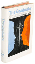 Books:Literature 1900-up, Charles Webb. The Graduate. [New York]: [1963]. Firstedition, review copy....