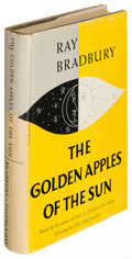 Books:Science Fiction & Fantasy, Ray Bradbury. The Golden Apples of the Sun. New York: 1953.First edition. Presentation copy with a contemporary ins...