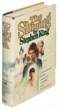 Books:Horror & Supernatural, Stephen King. The Shining. New York: 1977. First edition,first printing....