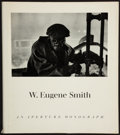 Books:Photography, W . Eugene Smith. W. Eugene Smith: His Photographs andNotes. New York: 1969. First Edition. Signed and dated....
