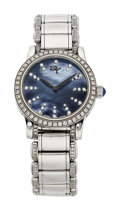Estate Jewelry:Watches, David Yurman Lady's Diamond, Stainless Steel Classic Watch. ...
