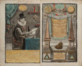 Books:Science & Technology, Francis Bacon. Of the Advancement and Proficience of Learning orthe Partitions of Sciences. Oxford: 1640. ...
