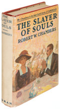 Books:Horror & Supernatural, Robert W. Chambers. The Slayer of Souls. New York: [1920]. First edition....