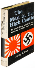 Books:Science Fiction & Fantasy, Philip K. Dick. The Man in the High Castle. New York: [1962]. First edition, signed by the author....